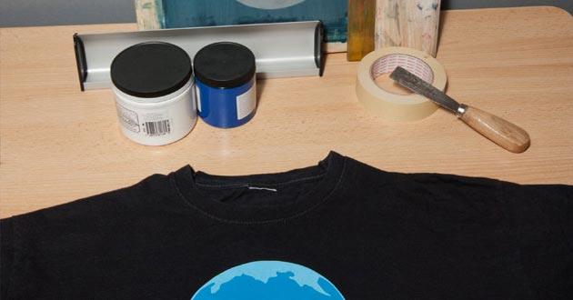 Eigene Shirts siebdrucken – Teil I