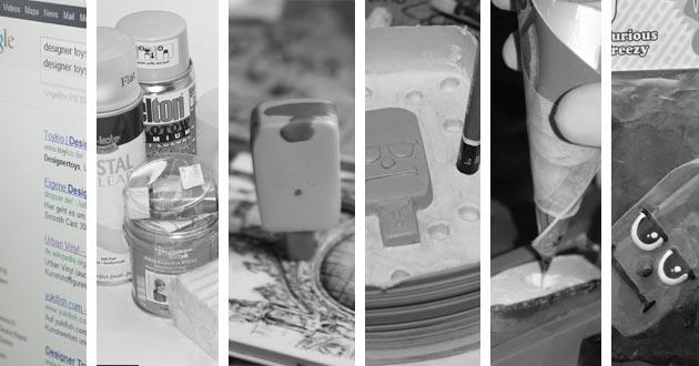 Designer Toys herstellen 1.0